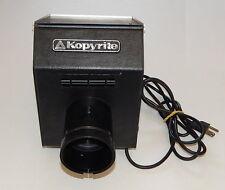Kopyrite Kopykake Art Protector Working USED R9732