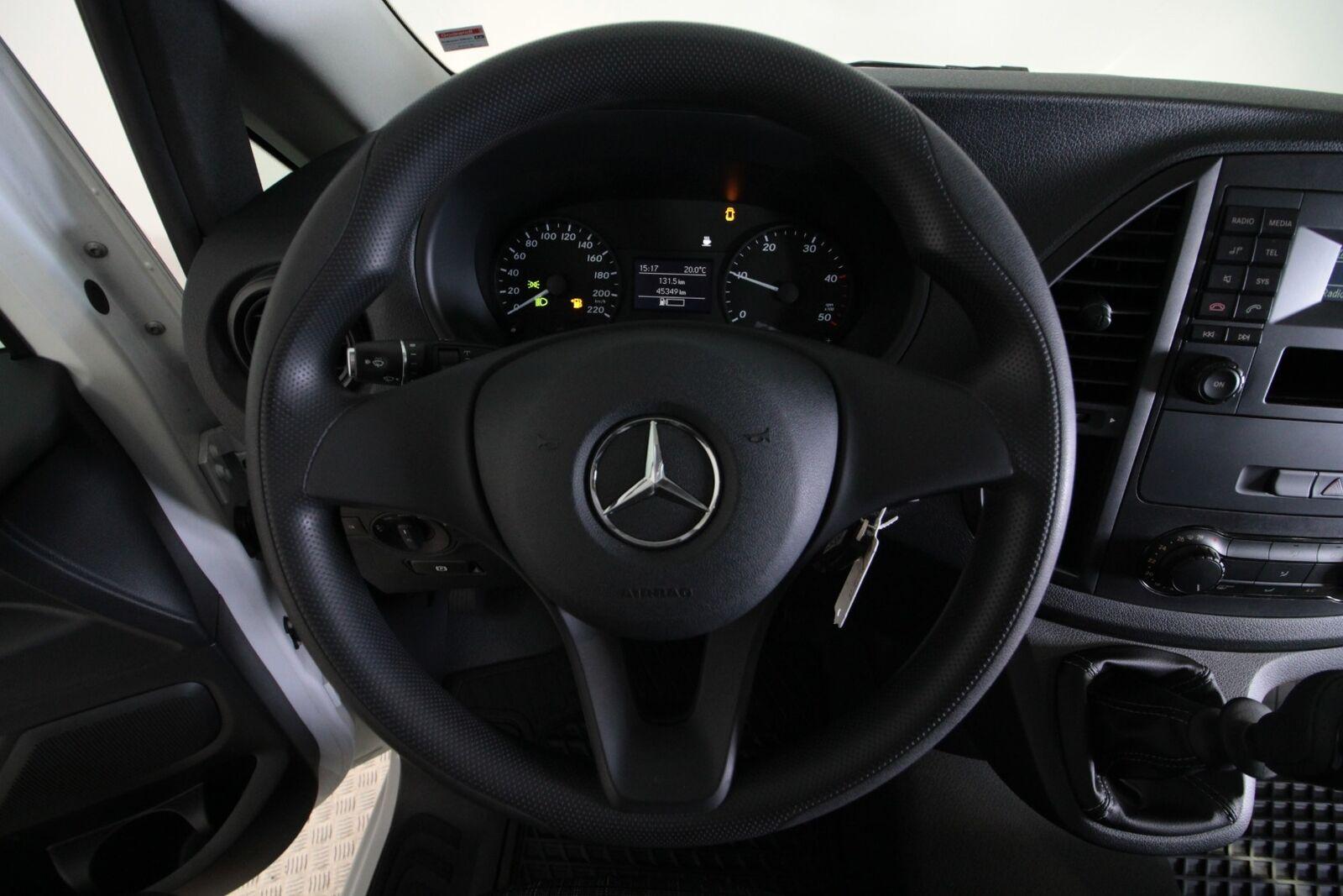 Mercedes Vito 109 BlueTEC Tourer PRO L