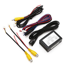 Car Front Rear Parking View Camera Video Automatic Switch 2 Channel Control Box