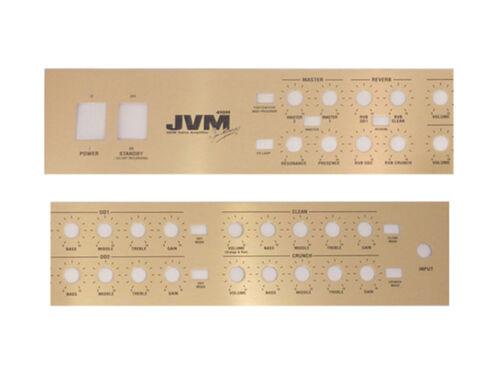 Marshall JVM410H Front Panel