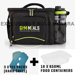 Image Is Loading Genesis Meal Prep Bag Only Uk Six Pack