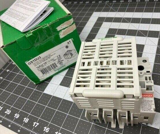 Schneider Electric Disconnect Switch GS1DU3