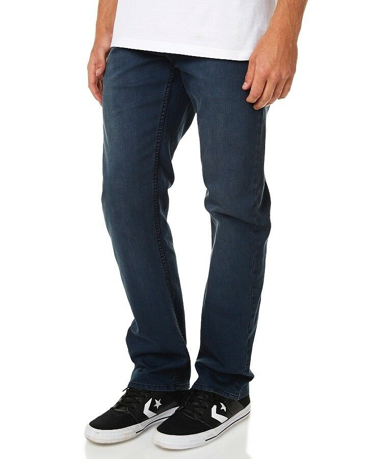 Men's Billabong Fifty Straight Jeans Salty Tint Size 30