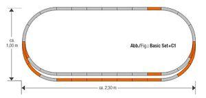 Roco-H0-61152-geoLine-Gleisset-C1-NEU-OVP