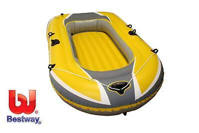 Schlauchboot Kanu Aufblasbar BESTWAY Hydro Force 228x121 cm Boot Rafting NEU
