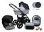 miniatura 10 - TRIO 3in1 OPTIMAL SET CARROZZINA +PASSEGGINO+SEGGIOLINO+ OVETTO BABY