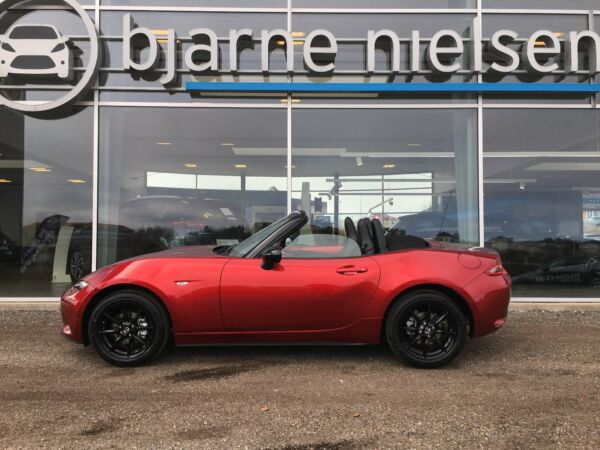 Mazda MX-5 1,5 Sky-G 132 Roadster Edition - billede 4