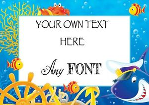 Personalised Your own wording text Quote A4 A5 Poem letter Sign Print Scroll 1