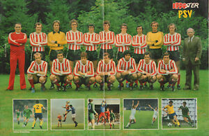 STRIPWEEKBLAD-EPPO-1979-nr-11-POSTER-PSV-EINDHOVEN-VARIOUS-COMICS