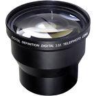 3.5X OPTICAL HD TELEPHOTO ZOOM LENS FOR NIKON D3100 D5000 D5500 D7000 D7100 D90