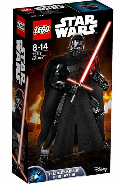 LEGO STAR WARS FIGURA PARA CONSTRUIR KYLO REN 75117 - NUEVO PRECINTADO SIN ABRIR