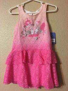 0f3ed70732ea Image is loading Disney-Princess-Cinderella-Ready-To-Sparkle-Dress-Girls-