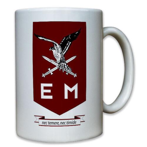 Tasse #8068 11 Luchtmobiele Brigade Fallschirmjäger Holland Militär