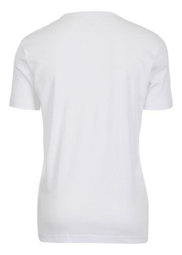 Daniel Hechter 474 10288 Doppelpack Herren T-Shirt weiß Modern Fit S-3XL