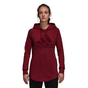 adidas Sport ID Over Head Hoody Women Lightgrey
