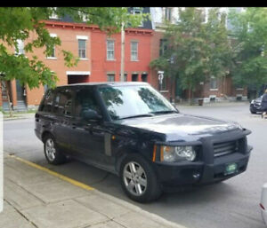 2004 Range Rover HSE supercharged Decarie Motors