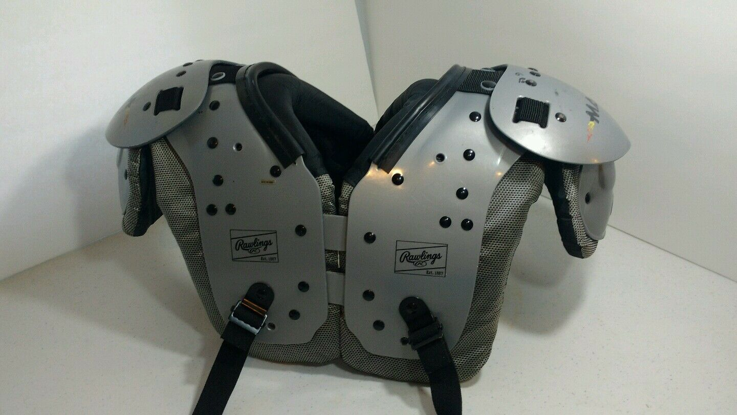 Rawlings Magnum Venti Light Football Shoulder Pads 70-100 Lbs MAG 16X-M