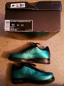 7c7ab5abccb Image is loading Air-Force-1-Foamposite-Pro-Low