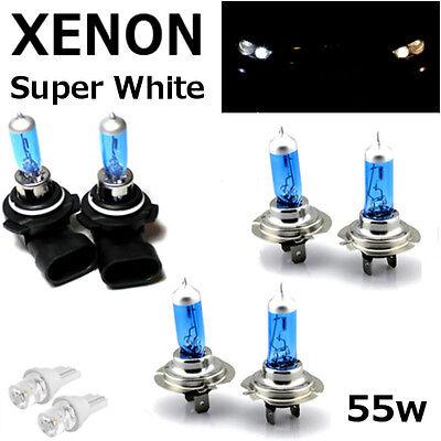 XENON BULBS DIP MAIN BEAM AND FOG LIGHT H7 H7 HB4 55w