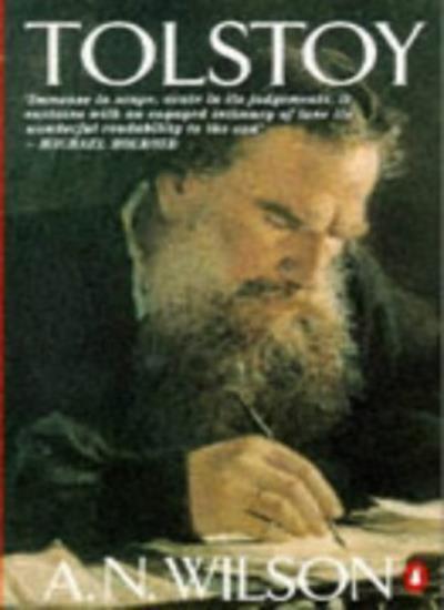 Tolstoy,A. N. Wilson