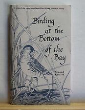 Birding at the Bottom of the Bay 1995 Site Guide Santa Clara Valley California