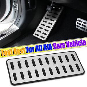 Universale-Auto-Alluminio-Pedana-Poggiapiedi-Pedali-Interno-All-Kia-Auto-Veicoli