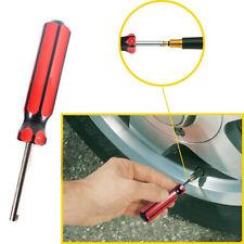 2pcs Car Screwdriver Air Valve Stem Core Remover Tire Repair Install Truck Tool