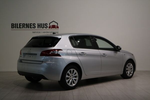 Peugeot 308 1,6 BlueHDi 120 Style Limited - billede 1