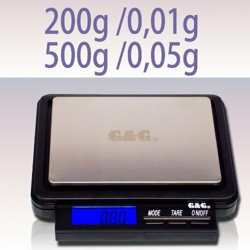 0.01 G Gold // 500 G 0.05 G Precision Scales Digital Scales FH500 200 G