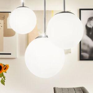 lampada design Copertina soggiorno camera da letto VETRO SFERA a ...