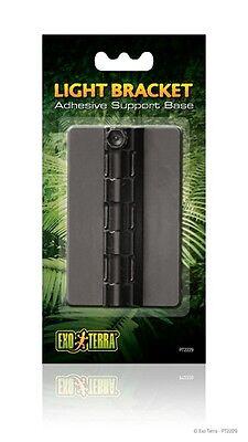 Exo Terra Terrarium Reptile Replacement Light Bracket Adhesive Support Base 2229