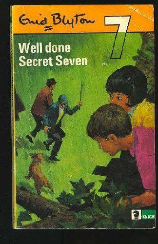Well Done, Secret Seven (Knight Books) By  Enid Blyton