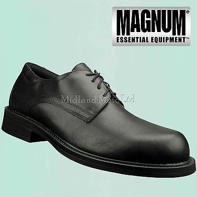 Magnum Active Duty Executive Composite Toe Cap Safety Shoes, 54318