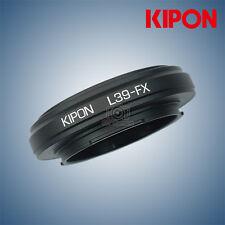 New Kipon adapter for Leica M39 Mount lens to Fuji X-Pro2 X-T2 Fujifilm Camera