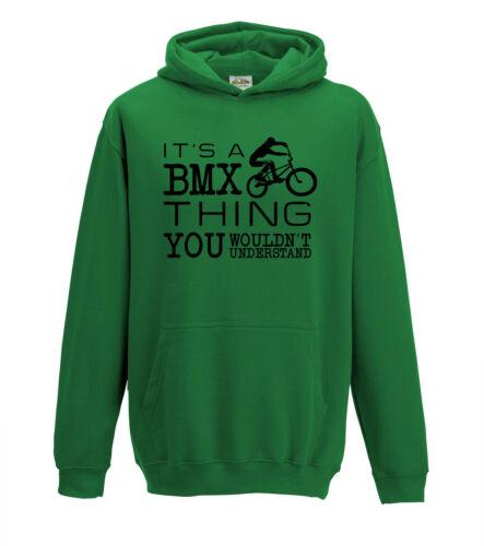 Juko Its a BMX Thing Hoodie Bike Top