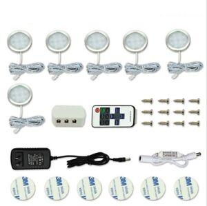 UK LED 12V Interior Spot Light Camper Caravan Boat Dimmer Switch Remote Control