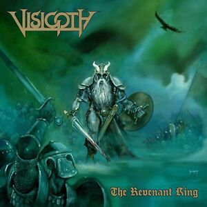 VISIGOTH-THE-REVENANT-KING-CD-NEW