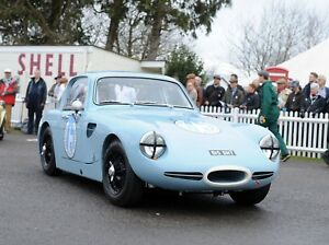 AUSTIN-HEALEY-SPRITE-MG-MIDGET-SPEEDWELL-MONZA-FRONT-BONNET-LOW-DRAG