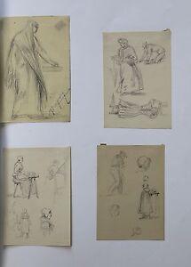 Andre-Paul-Arthur-Massoulle-1851-1901-Studies-Person-Epernay-Cavelier-Salmson