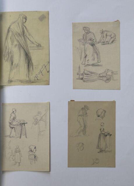 André Paul Arthur Massoulle (1851-1901) Studies Person Epernay Cavelier Salmson