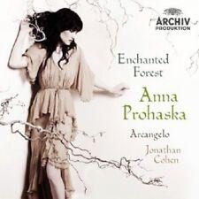 ANNA PROHASKA/ARCANGELO/COHEN/+ - ENCHANTED FOREST  CD  VIVALDI/HÄNDEL/+  NEU