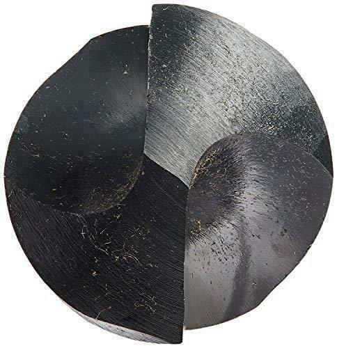 """Drill America 37//64/"""" Reduced Shank High Speed Steel Drill Bit with 1//2/"""" Shank,"""