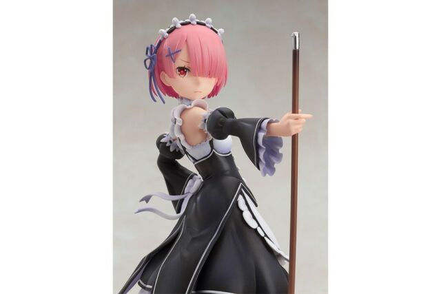 Re:ZEROStarting Life in Another World Ram 1/7 Good Smile Company NEW JAPAN