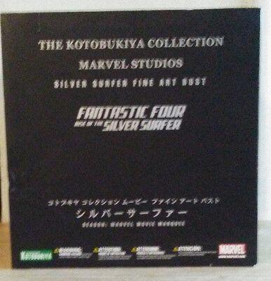 SILVER SURFER 71/1500 KOTOBUKIYA AVENGERS SPIDERMAN FANTASTIC FOUR X-MEN COMICS