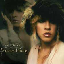 STEVIE NICKS (NEW SEALED CD) CRYSTAL VISIONS / THE VERY BEST OF / GREATEST HITS