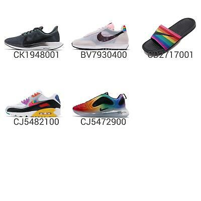 Nike Air Max 90 Tailwind Pegasus Max 720 Be True 2019 Rainbow Shoes Pick 1 | eBay