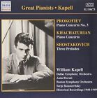 Prokofiev - Piano Concerto 3 Antal DORATI Audio CD