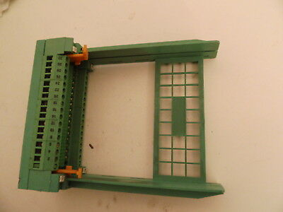 Schnelle Lieferung Phoenix Steckkartenblock Skbi 32/c 2261038 Rohstoffe Sind Ohne EinschräNkung VerfüGbar