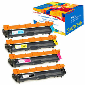 Brother Printers Compatible TN-251/TN-255 5-Pack Toner Cartridges - Multi Colour