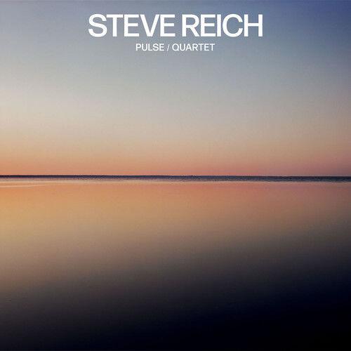 International Contemporary Ensemble & Colin Currie - Pulse / Quartet [New CD]